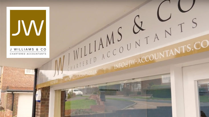 J Williams & Co Accountants Video